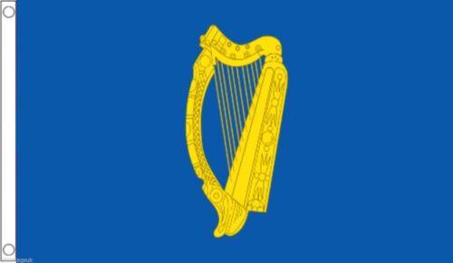 3x5 Ireland Irish Presidential Harp Super-Poly Flag 3/'x5/' Banner Fade Resistant
