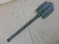 WW2 Wehrmacht Klappspaten 1940 / folding entrenching tool Spaten überlackiert