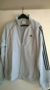 adidas veste survetement