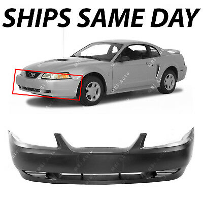 Front Bumper Cover Fascia for 1999-2004 Ford Mustang GT 99-04 NEW Primered