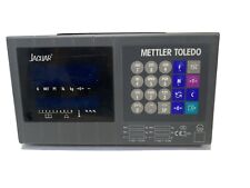 Mettler Toledo Jtpa A060 000 Scale Model Jaguar With Ub10sc Platform Used