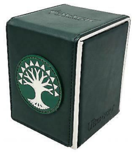 Ultra Pro Deck Box Pro Deck Box Ravnica Mag Alcove Flip MTG Selesnya Guild 100