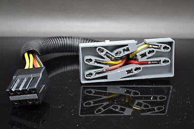 OEM Ford F150 F250 F350 F450 F550 F650  Passenger Power Seat Switch Harness
