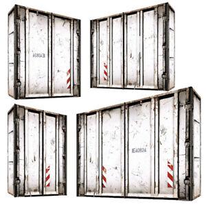 Schlafzimmer Schwebeturenschrank Kleiderschrank Container Motivdruck