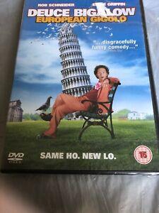 Deuce-Bigalow-European-Gigolo-DVD-2009-New-And-Sealed