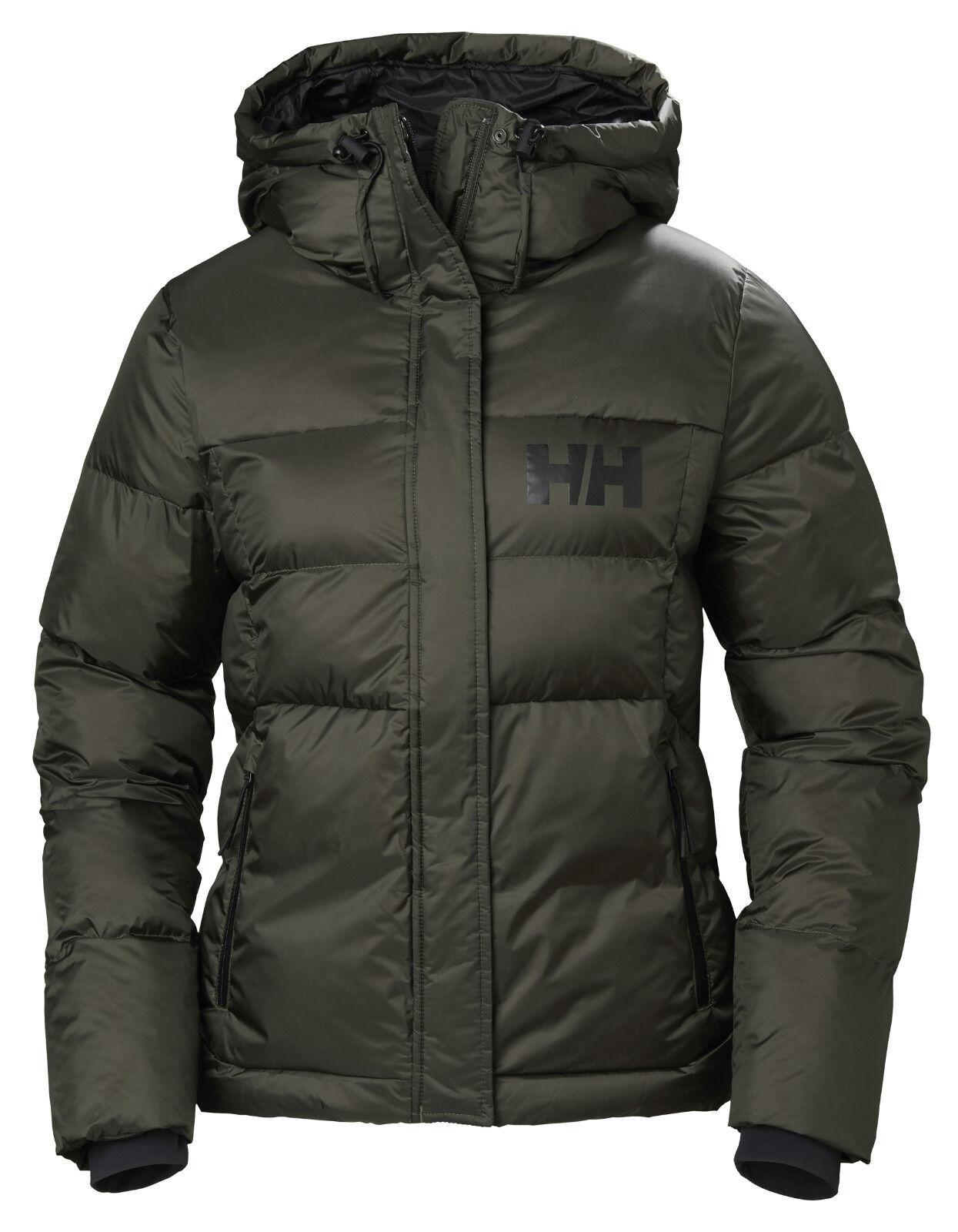 HH Helly Hansen Stellar Puffy Jacket women 53216 beluga Damenjacke Winterjacke