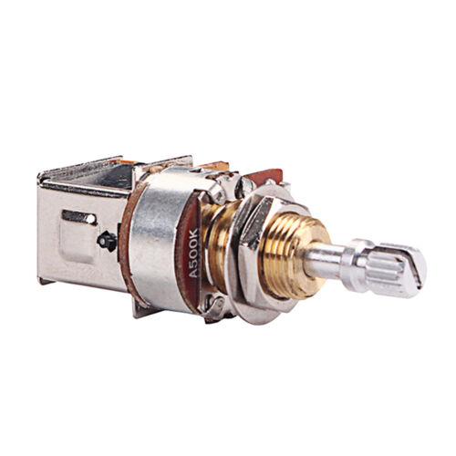 E Bass Effektpedalschalter A500K Potentiometer Poti für Musical A500K