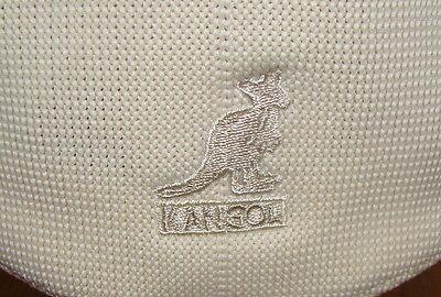 Mens Classic  Summer  Kangol  Tropic  504  Ivy  Cap  Color  Natural