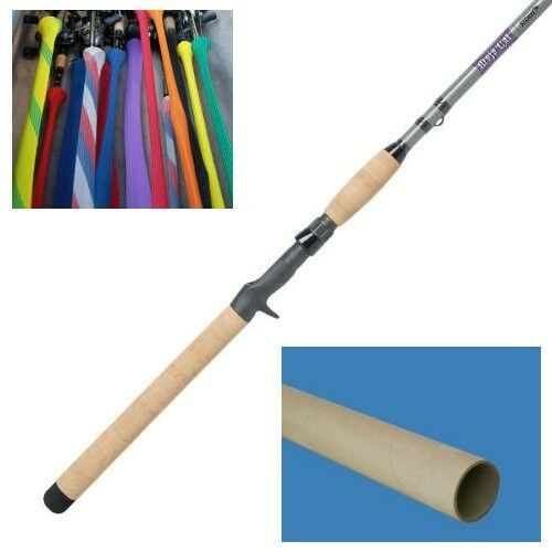 "Croix Mojo Cat 7/' 6/"" Heavy Catfish Casting Rod 7/'6/"" Heavy Fast Model MCC76HF St"