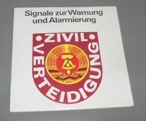 GDR-Vinyl-Single-Signals-To-Warning-And-Alarm