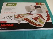 """Embroidery 1//4/"""" Ditch Quilting Janome Quilting Accessory Kit JQ5 Walking Foot"""