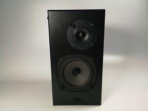 REGA-ARA-Loudspeaker-2-way-Bookshelf-Speakers-Black-Working-1-Speaker-Nice-Sound