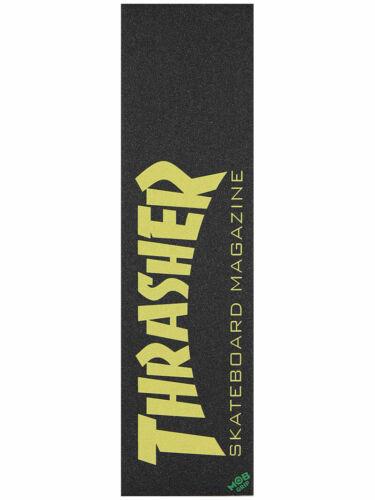 Thrasher Skate Mag Yellow Griptape by Mob Skate Board Grip Tape 9/'/' x 33/'/'