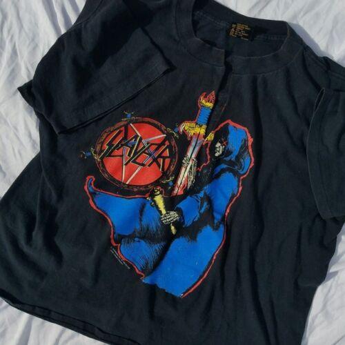 1992 Brockum Slayer Shirt