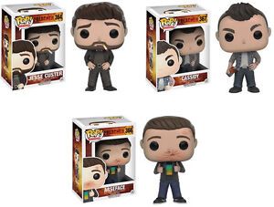 86cea294fba Image is loading Funko-POP-Television-PREACHER-SET-Jesse-Custer-Cassidy-