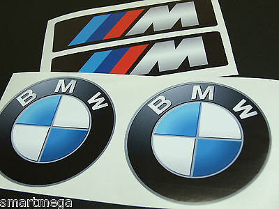 BMW , M Sport  CAR  Rally Race Stickers Decals 4 off
