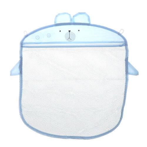 Badewanne Spielzeug Mesh Aufbewahrungstasche Organizer Stuff Tidy Net  ^
