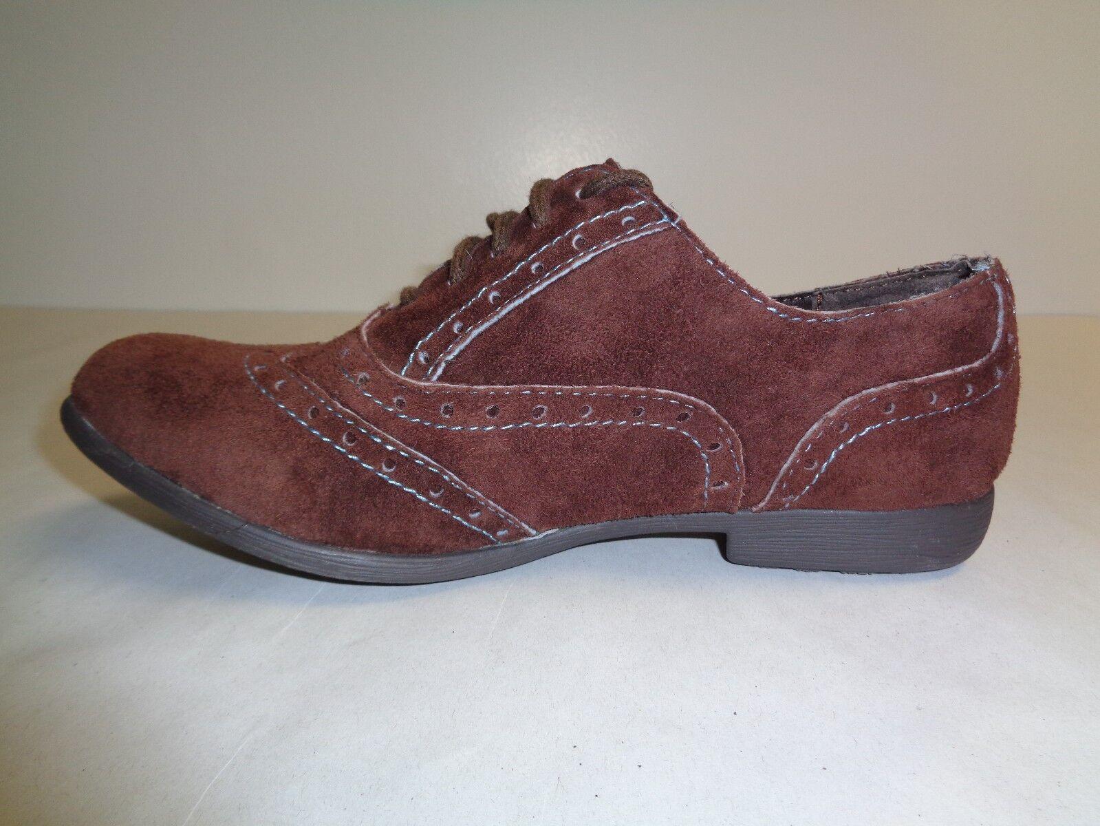 Born taille 6 m Suzette Espresso marron marron marron Suede Derbies pour femme chaussures e4ef81