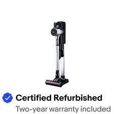 LG Cordless Rechargeable Vacuum CordZero A906SM Stick Charge Plus, Matte Silver