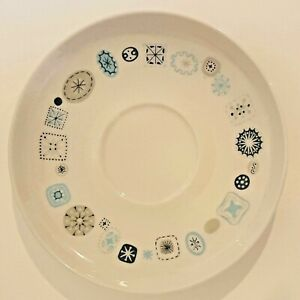 Franciscan Del Mar Saucer Made in USA Family China Gladding McBean Co