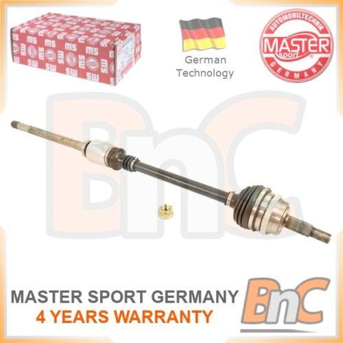 # Original Master-Sport HD Eje Delantero Derecho Para Renault Opel Vauxhall