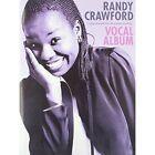 Randy Crawford: Vocal Album (PVG) by Music Sales Ltd (Paperback, 2014)