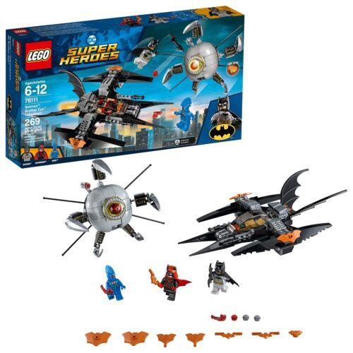 LEGO® DC Super Heroes - Batman™: Brother Eye™ Takedown 76111 269 Pcs
