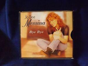 Jo Dee Messina Single CD Bye Bye   eBay