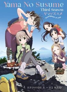 DVD-Anime-Yama-no-Susume-Season-3-Encouragement-of-Climb-1-12-English-Subtitle
