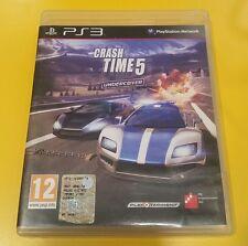 Crash Time 5 GIOCO PS3 VERSIONE ITALIANA