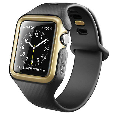 Rugged Apple Watch Case Band Protective Cover Iwatch 42mm Series 1 2 3 Gold New Ebay