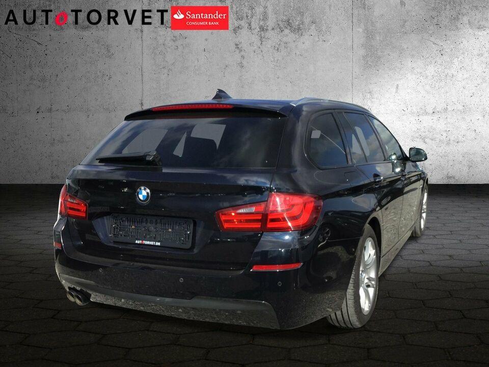 BMW 530d 3,0 Touring xDrive aut. Diesel 4x4 aut. modelår