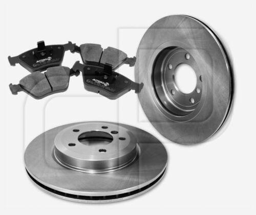 i vorne 325 mm belüftet 2 Bremsscheiben 4 Bremsbeläge BMW 3er E46 ab 330 d