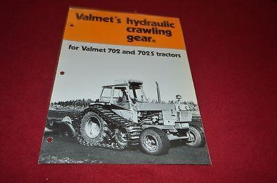 Valmet Valtra CM 8 CM 8-4 Tractor Dealer/'s Brochure DCPA2