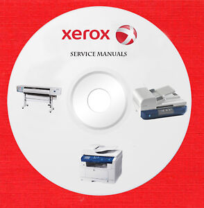 xerox repair service manuals on 1 dvd in pdf format ebay rh ebay com Authorized Xerox Repair Xerox Printer Repair