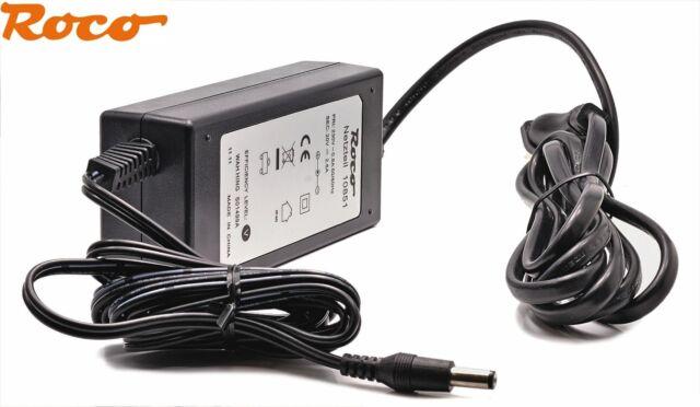 Roco 10851 Schaltnetzteil 54 VA, 20 V - NEU + OVP