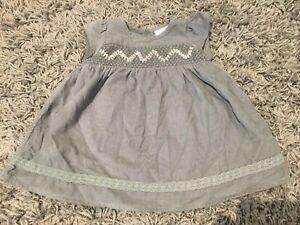 Confiant Baby Girl Next Cordon Robe 0-3 Mois-afficher Le Titre D'origine Marchandises De Haute Qualité