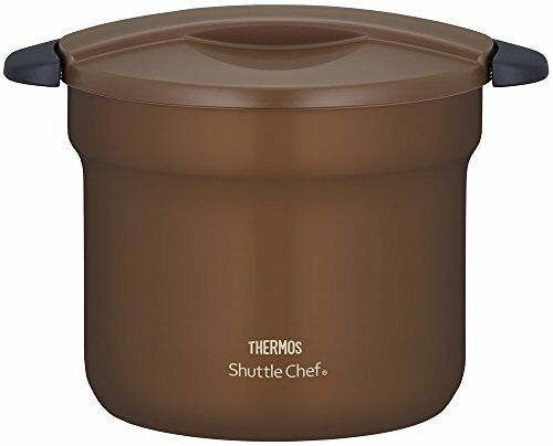 NEW Thermos vacuum insulation cooker Shatorushefu 4.3L