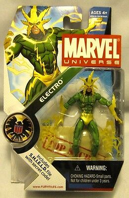 Marvel Universe Electro (Series 1) #25