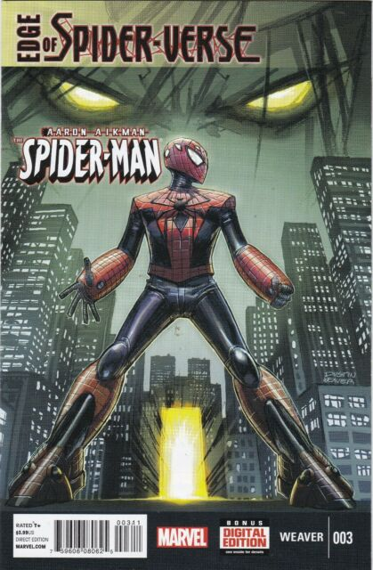 Edge of Spider-verse #3 (Marvel 2014) 1st print VF/NM