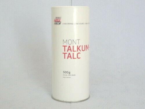 cura//lubrificante per gomma Articoli /> 5930650 /< Tip Top talco 500g lettiera BARATTOLO