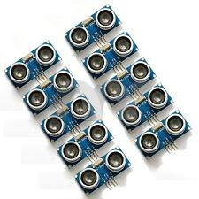 10Pcs HC-SR04 Ultrasonic Module Distance Measuring Transducer Sensor for Arduino