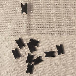 10-039-Dove-Tail-Clips-039-for-Pixelhobby-Baseplates-Art-Craft-Mosaicraft-Pixel-Kits