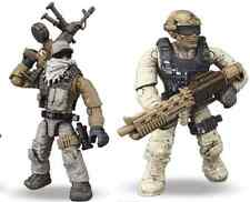 Mega Bloks Call of Duty Desert Squad CNG78 FIGURE # 3 & 4