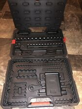 Empty Replacement Case Craftsman Mechanics Tool Box 230 Piece New Without Tools