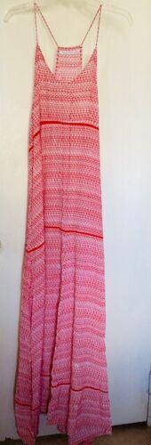 MANAOLA Hawaiian Triangle Print Pink Strapless HAW