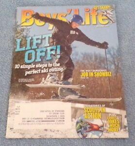 Boys' Life Magazine December 2013 Issue