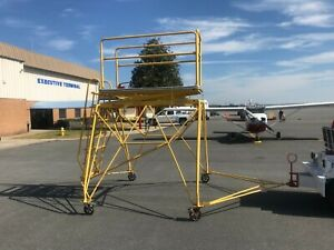 B-5-Aircraft-Maintenance-Stand-7-ft-to-12-Ft