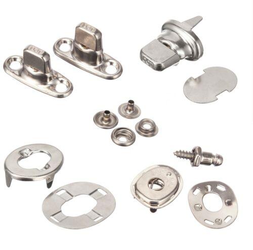 Dot Turnbutton Fasteners /& eyelet washer Kit Cover set Lift the dot Boat Fixing