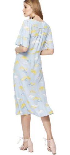 Robe longue mi By portefeuille Nine Miller Savannah qS0zwtY